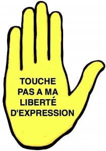 liberté expression pétition