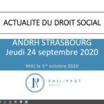 actualité droit social ANDRH